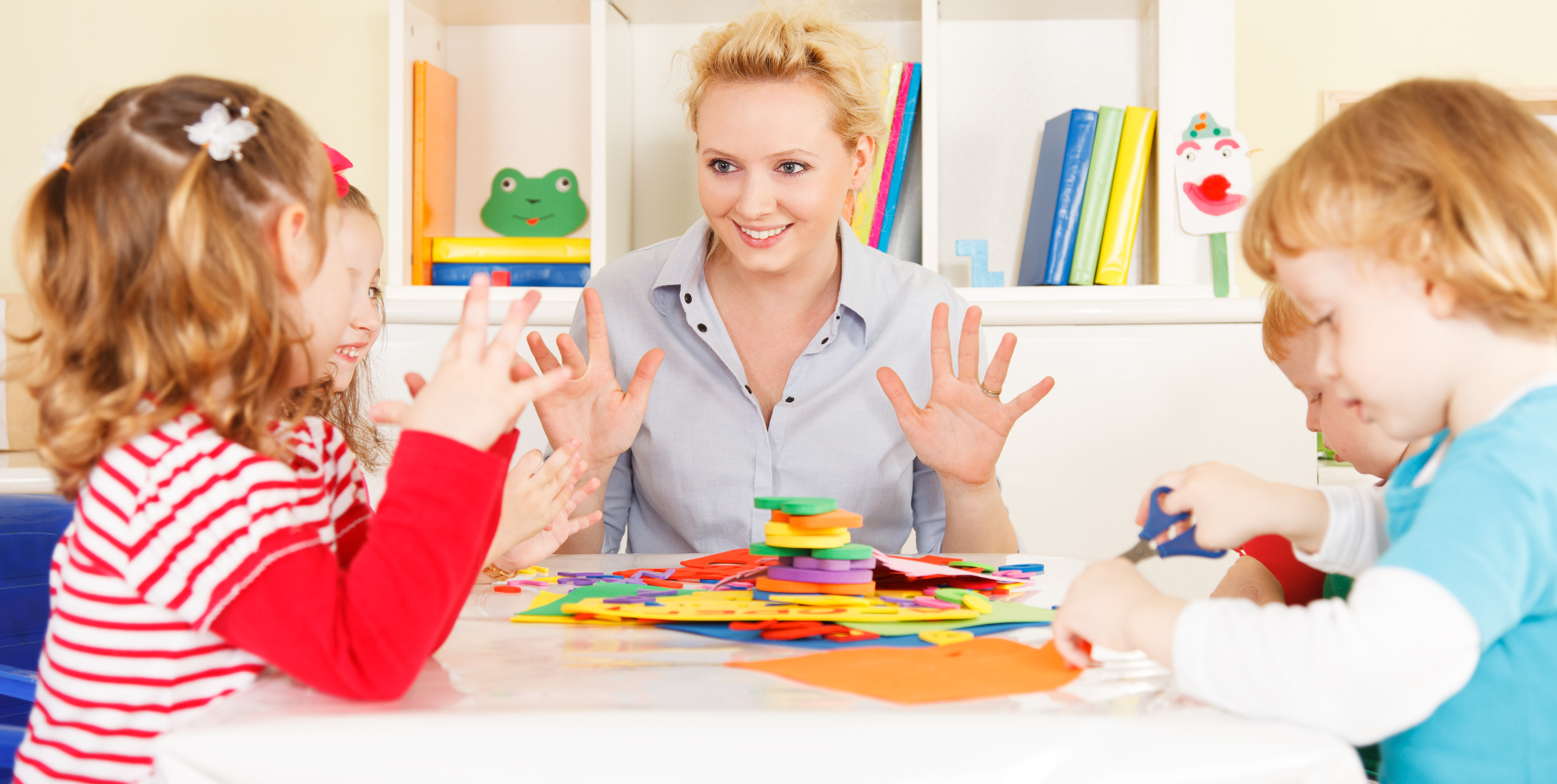 Znakomita kadra pedagogiczna